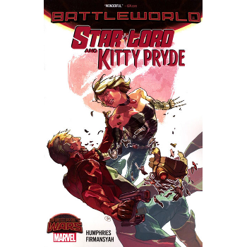 Star-Lord & Kitty Pryde TP
