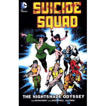 Suicide Squad Vol. 2 : Nightshade Odyssey TP
