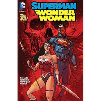 Superman/Wonder Woman Vol. 3 : Casualties of War HC
