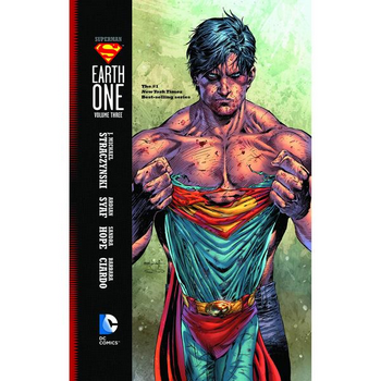 Superman : Earth One Vol. 3 TP