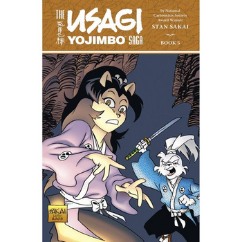Usagi Yojimbo Saga Vol. 5 SC