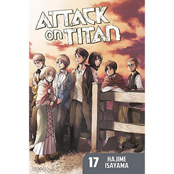 Attack on Titan Vol. 17 SC