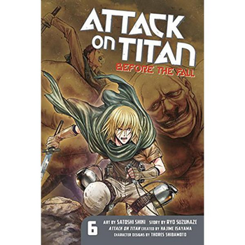 Attack on Titan : Before the Fall Vol. 6 SC