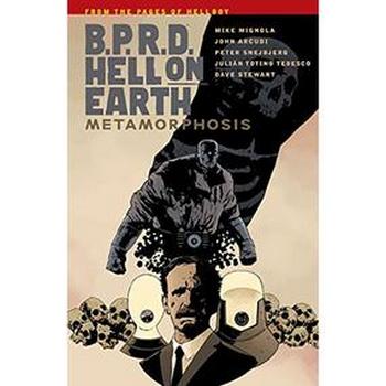 BPRD - Hell on Earth Vol. 12 : Metamorphosis TP