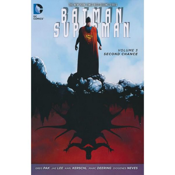 Batman/Superman Vol. 3 : Second Chance TP