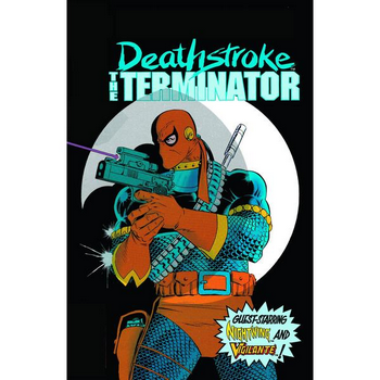Deathstroke The Terminator Vol. 2 : Sympathy For the Devil TP