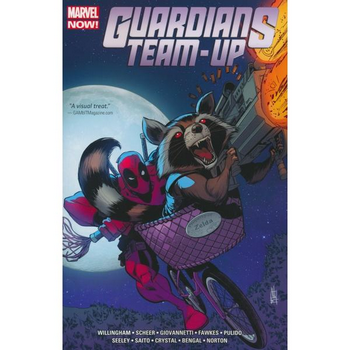 Guardians Team-Up Vol. 2 : Unlikely Story TP