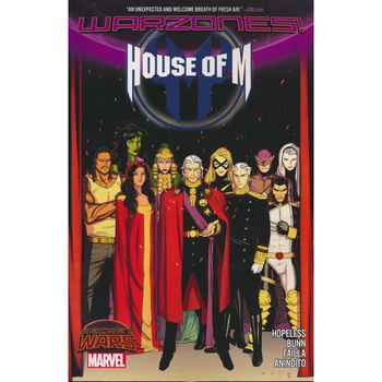 House of M : Warzones TP