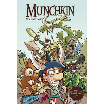 Munchkin Vol. 1 SC