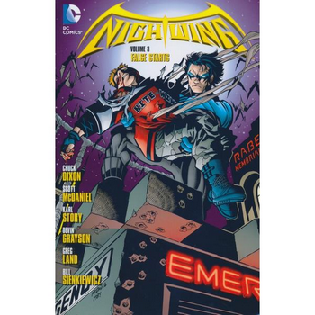 Nightwing Vol. 3 : False Starts TP