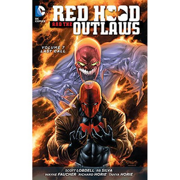 Red Hood and the Outlaws Vol. 7 TP