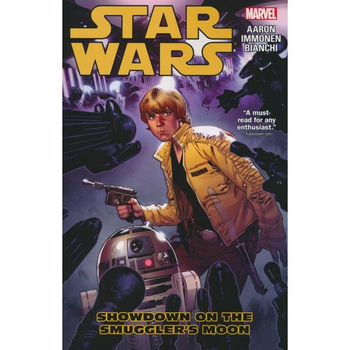 Star Wars Vol. 2 : Showdown on the Smuggler's Moon TP