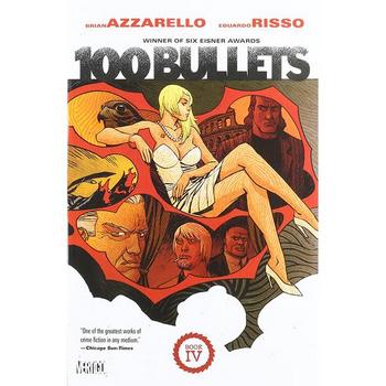 100 Bullets Book 4 TP