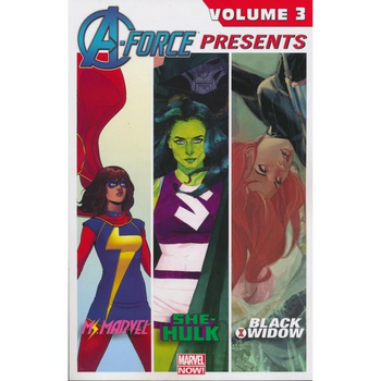 A-Force Presents Vol. 3 TP