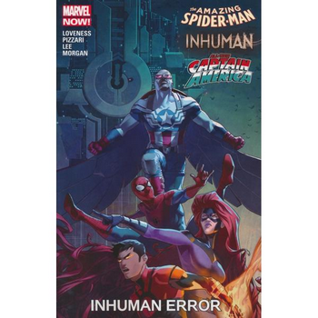 Amazing Spider-Man/Inhuman/All-New Captain America : Inhuman TP