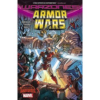 Armor Wars : Warzones TP