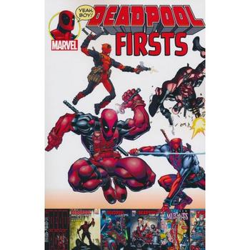 Deadpool Firsts TP