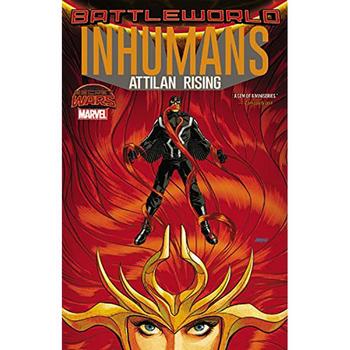 Inhumans : Attilan Rising TP