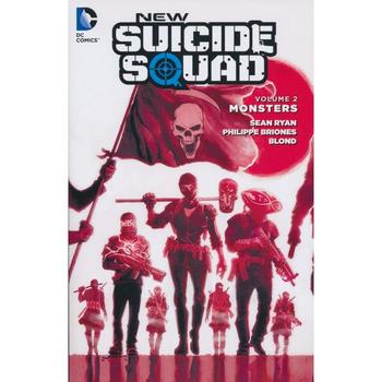 New Suicide Squad Vol. 2 : Monsters TP