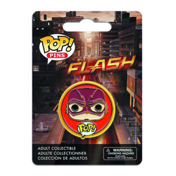POP Pins DC : TV Flash
