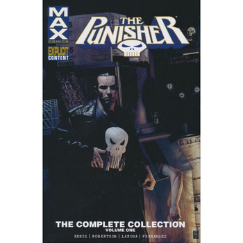 Punisher Max : Complete Collection Vol. 1 TP