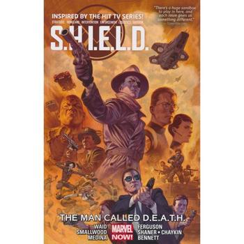 Shield Vol. 2 : Man Called Death TP