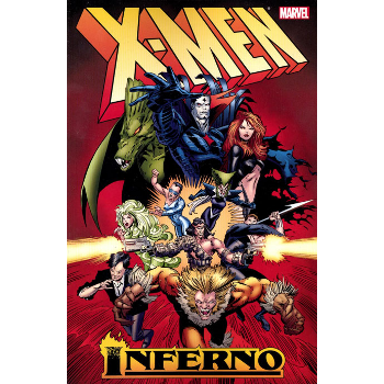 X-Men : Inferno Vol. 1 TP