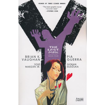 Y The Last Man Book 4 TP