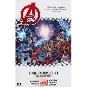 Avengers Time Runs Out Vol. 4 TP