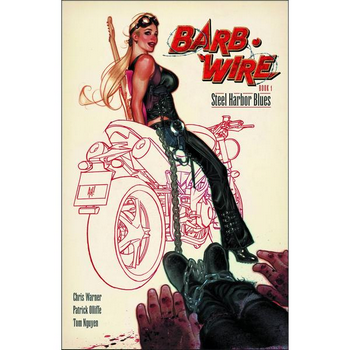 Barb Wire Vol. 1 : Steel Harbor Blues TP