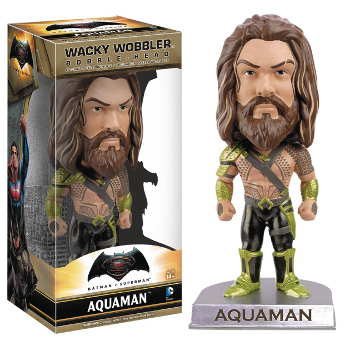 Batman VS Superman : Aquaman Wobbler