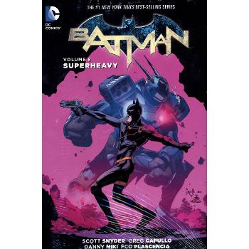 Batman Vol. 8 : Superheavy HC (N52)