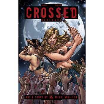 Crossed Vol. 15 : Badlands TP