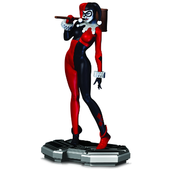 DC Comics Icons Harley Quinn Statue