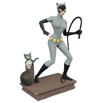 Femme Fatales Animated Catwoman PVC Figure