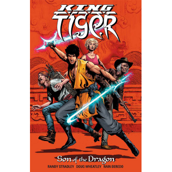 King Tiger : Son of the Dragon TP