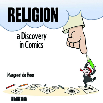 Religion : A Discovery in Comics HC