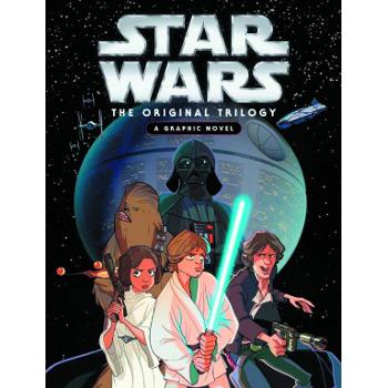 Star Wars Original Trilogy : A Graphic Novel (O)HC