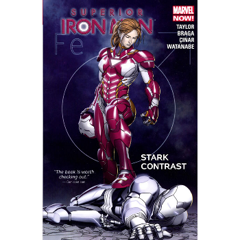 Superior Iron Man Vol. 2 : Stark Contrast TP