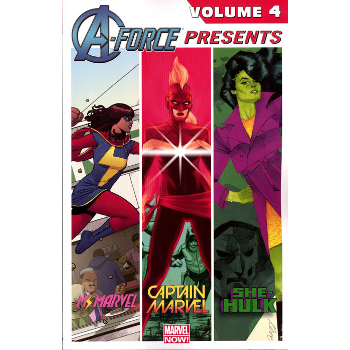 A-Force Presents Vol. 4 TP