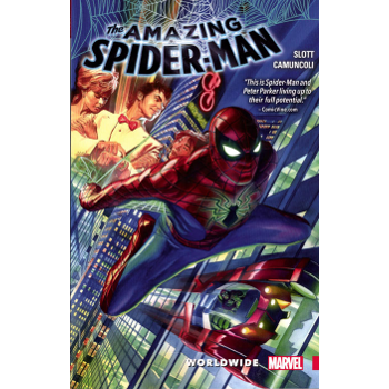 Amazing Spider-Man Worldwide Vol. 1 TP