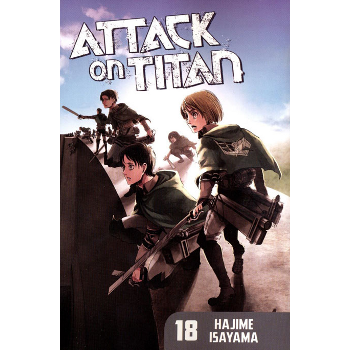 Attack on Titan Vol. 18 SC
