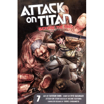 Attack on Titan : Before the Fall Vol. 7 SC