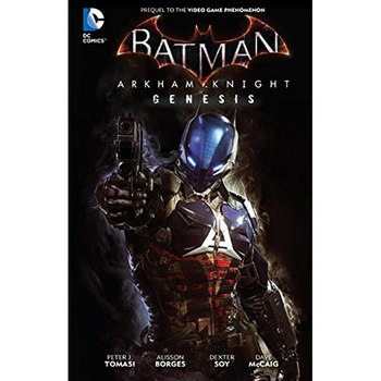Batman : Arkham Knight Genesis HC