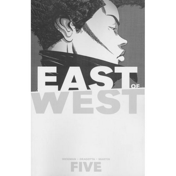East of West Vol. 5 TP