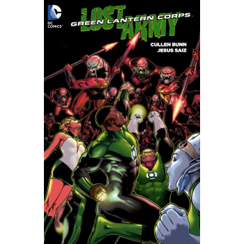 Green Lantern Corps : Lost Army TP