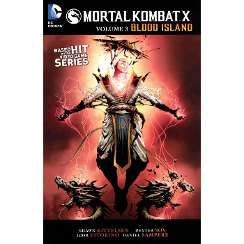 Mortal Kombat X Vol. 3 : Blood Island TP