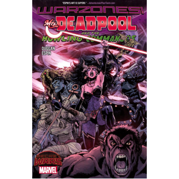 Mrs Deadpool and the Howling Commandos TP
