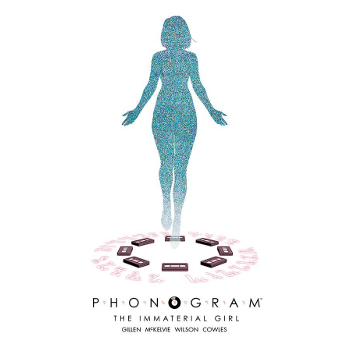 Phonogram Vol. 3 : Immaterial Girl TP