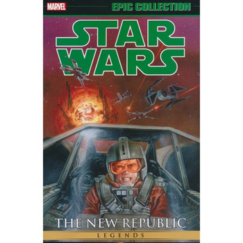 Star Wars Legends Epic Collection : The New Republic Vol. 2 TP